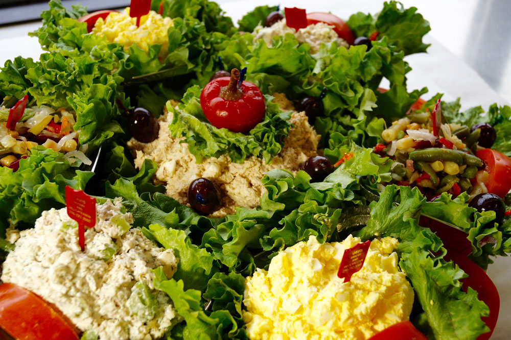 Fresh Salad Platter