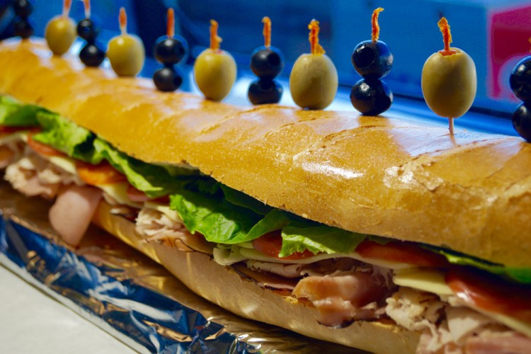 Giant Party Sub