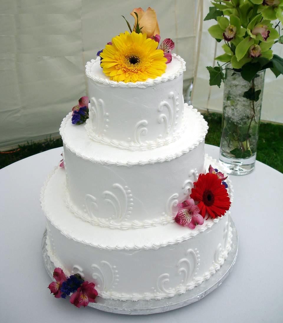 Weddings & Special Occasions – Davis Bakery