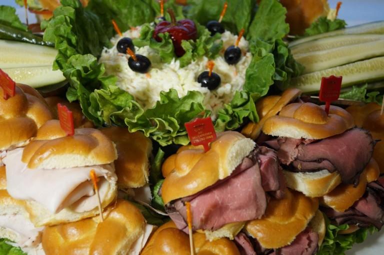 Petite Sandwich Platter